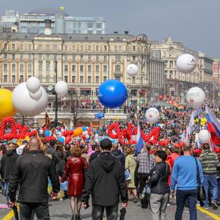 VAPPU 2018 MOSKOVASSA
