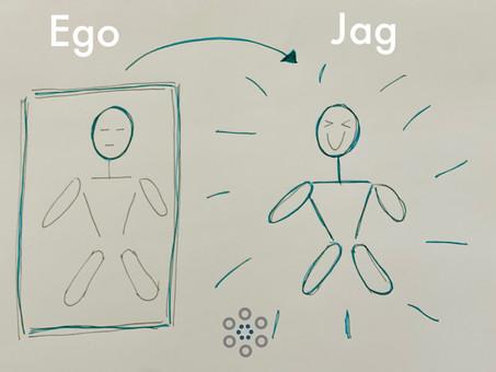 """Att ha koll på sitt """"ego"""" och sitt """"jag"""""""