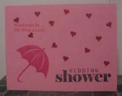 It's Raining Love - Pink