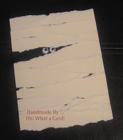 Do Not Unwrap Card