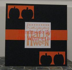 Spooky Shadows Card
