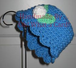 Rosettes Hat - 6-12 Months Old