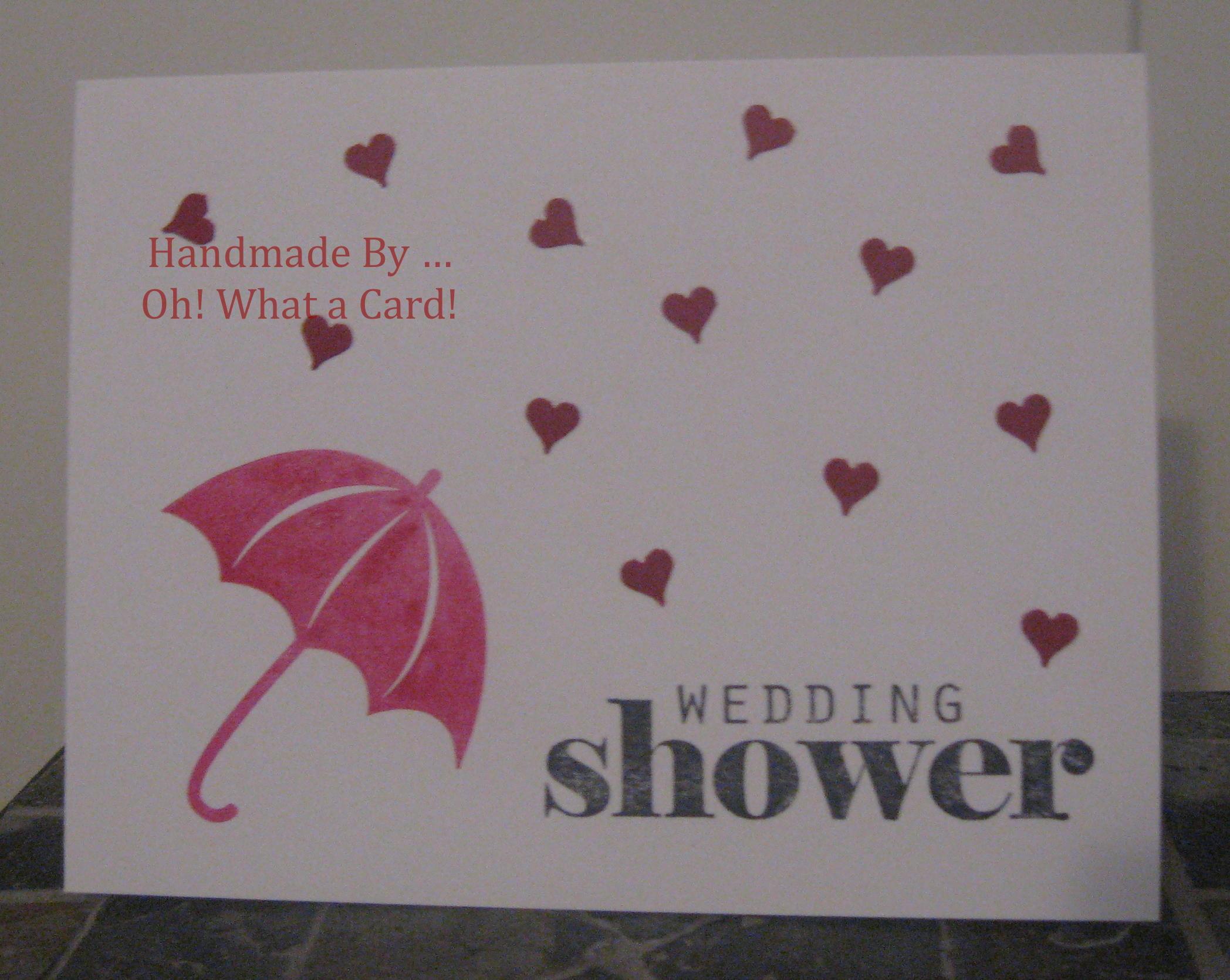 It's Raining Love - White