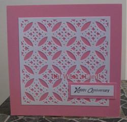 Anniversary Diamonds - Pink