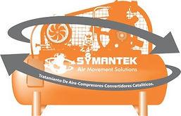 Logotipo SYMANTEK