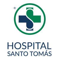 Logotipo Hospital Santo Tomás