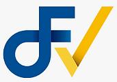 Logotipo Forma de vida blanco
