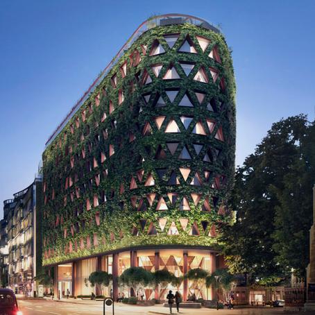 อาคารสีเขียว ใหญ่สุดในยุโรป