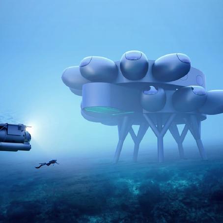 สถานีศึกษาสิ่งมีชีวิตใต้ทะเล