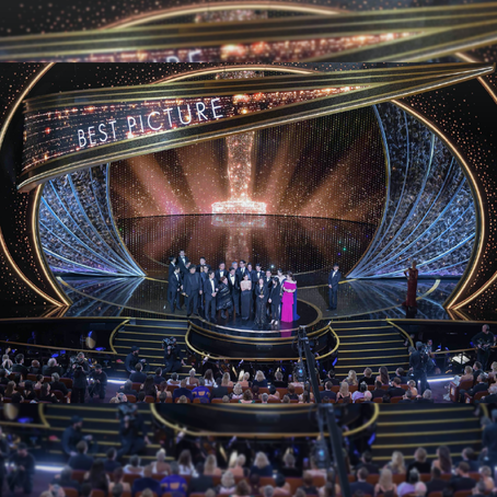 เบื้องหลังเวที Oscar คือคริสตัลนับหมื่น