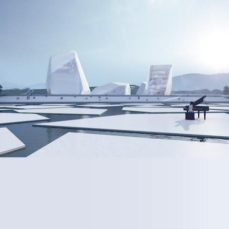 พิพิธภัณฑ์รูปทรงน้ำแข็ง