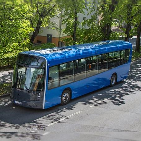 รถเมล์เบา รักษ์โลกมากกว่า