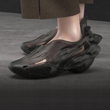 รองเท้าจากการพิมพ์ 3 มิติทั้งตัว ให้สัมผัสนุ่มและรีไซเคิลได้ทั้งหมด