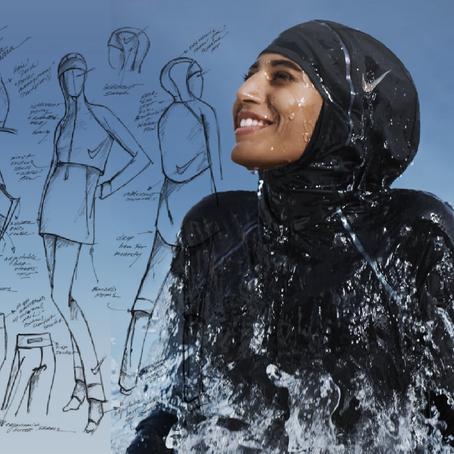 ชุดว่ายน้ำสำหรับหญิงมุสลิม