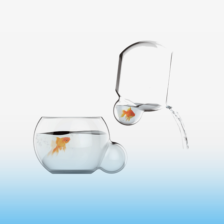 อ่างปลาช่วยเปลี่ยนน้ำ