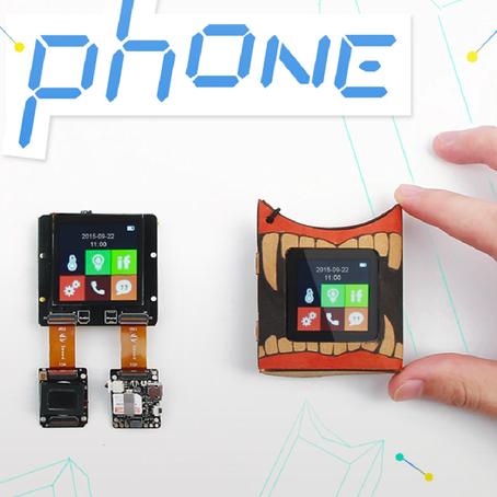 สมาร์ทโฟน DIY เริ่มที่ 600 บาท
