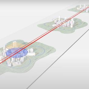 เมืองเส้นตรง 'The Line' เพียง 5 นาทีก็เดินไปถึงได้ทุกที่ ที่ซาอุดิอาระเบีย