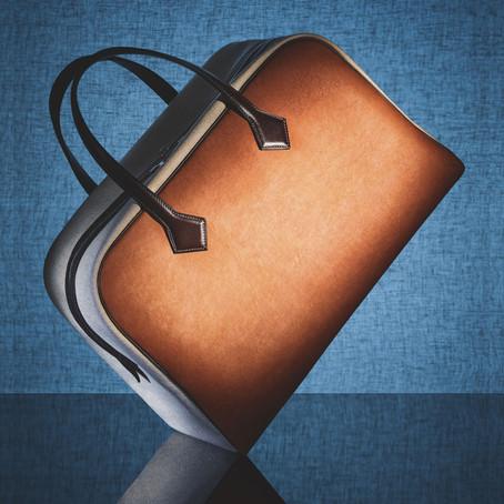 กระเป๋า Hermès ผลิตจากเห็ด