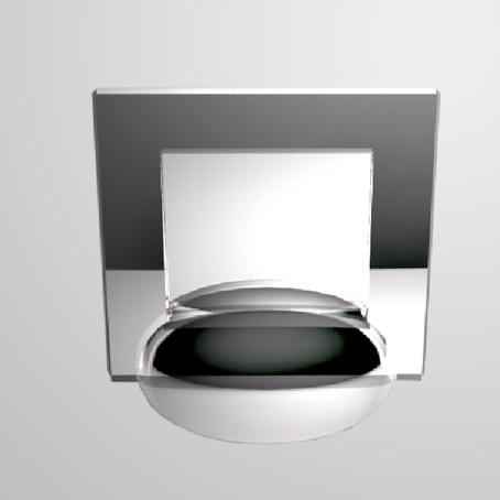 Ergonomic-Conscious Door Handle: Ergonome+