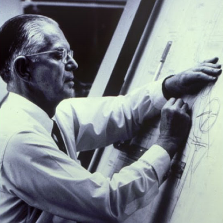 Henry Dreyfuss การออกแบบจากข้อมูลเพื่อการมองไป 'ข้างหน้า'