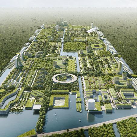 Smart Forest City ที่แรกบนโลก