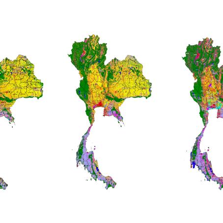 ประเทศไทย น้ำท่วมเพราะอะไร
