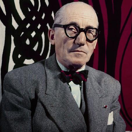แสง และโครงสร้าง กับ Le Corbusier