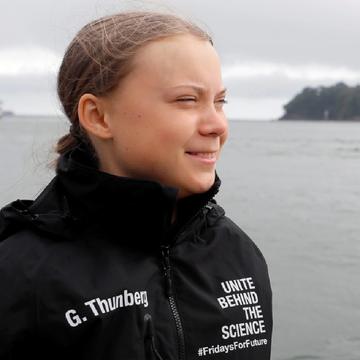 """Greta Thunberg - """"ไม่ต้องฟังฉัน แต่ฟังนักวิทยาศาสตร์"""""""