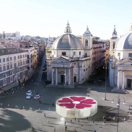 อิตาลีสร้างศูนย์จ่ายวัคซีน 1,500 แห่ง ใช้ 'ดอกพริมโรส' สัญลักษณ์ของความหวัง