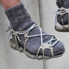 รองเท้าที่มีวันหมดอายุ