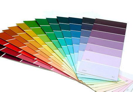 Colour your wedding...