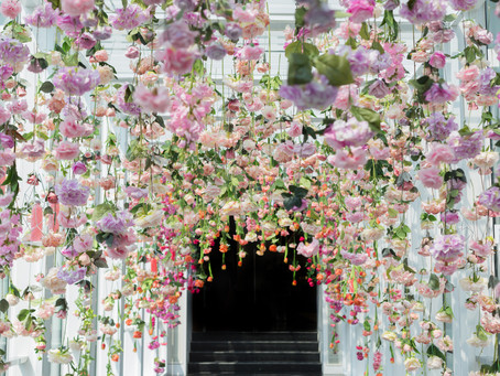 Architectural Floral Displays