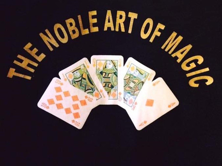 In conversation with The Noble Art of Magic...