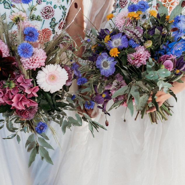 Seasonal Summer Bouquets