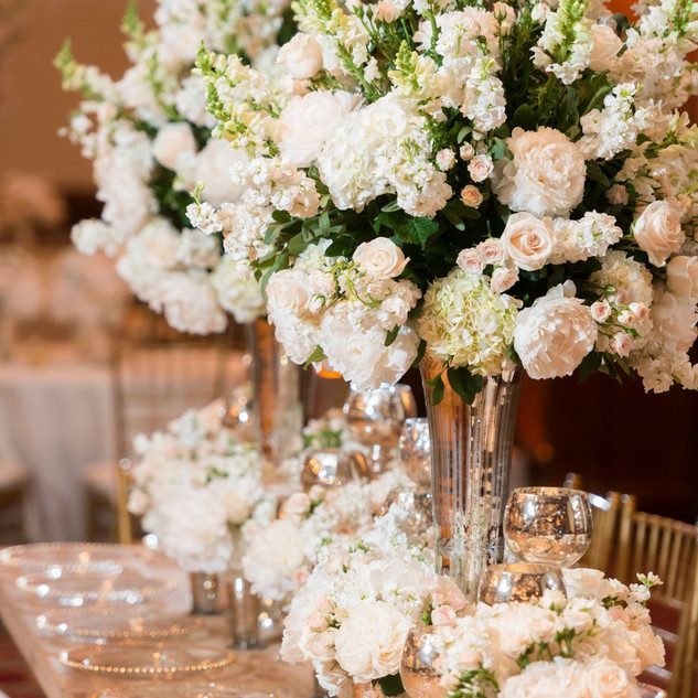 Luxury Table Centrepieces