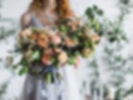 Peach bouquet with fresh hops (1).jpg