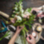 Bridal hand tied - DIY workshops