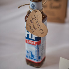 Grandads sauce - love it!