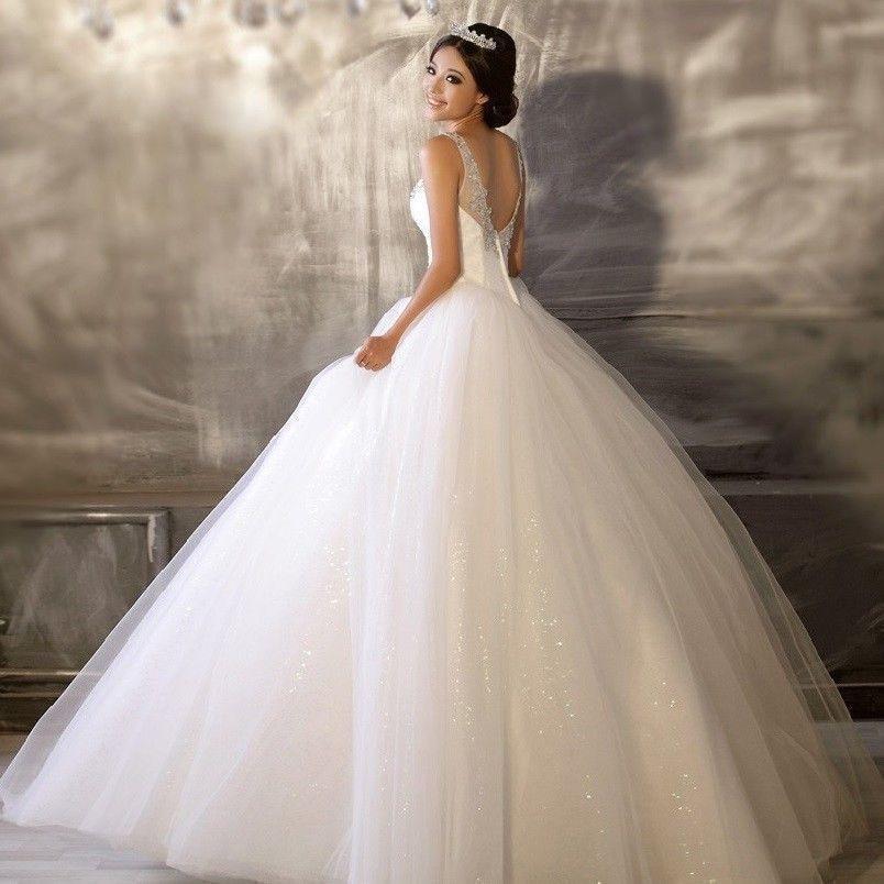 Classic Ballgown princess dress
