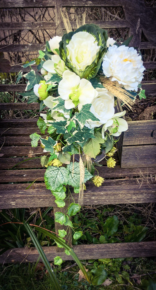 Rustic Country.Large Bloom bouquet
