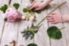 Flower workshops in Sussex