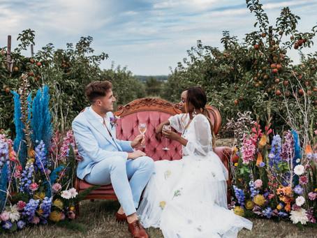 How to prepare for a Wedding Flower consultation!