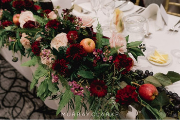Top Table design with Fruit