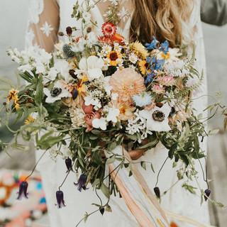 Wild Boho Bouquet