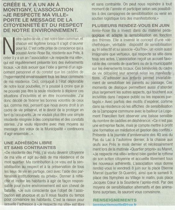 L'ignymontain N°182