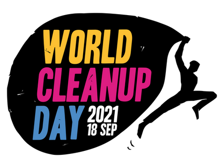World CleanUp Day à Montigny