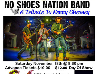 No Shoes Nation Band Debut in Maine