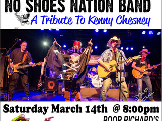 NO SHOES NATION BAND FIRST IN 2020