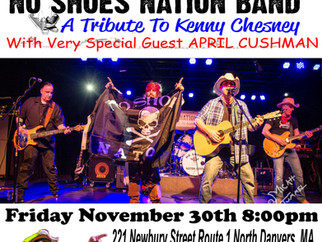 No Shoes Nation Band                              IN CONCERT