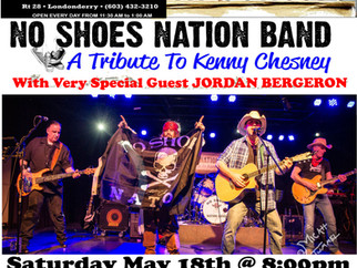 NEXT NO SHOES NATION BAND SHOW